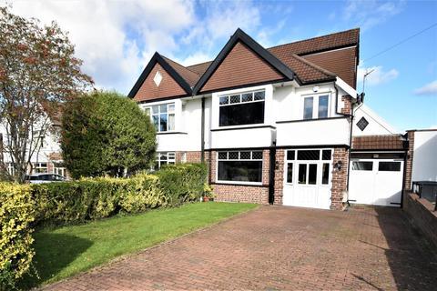 4 bedroom semi-detached house for sale - Dyrham Close, Henleaze