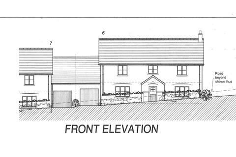 4 bedroom property with land for sale - Plot 6, Parc Yr Odyn, Mathry, Haverfordwest