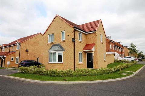3 bedroom detached house to rent - Maling Close, Bishop Auckland