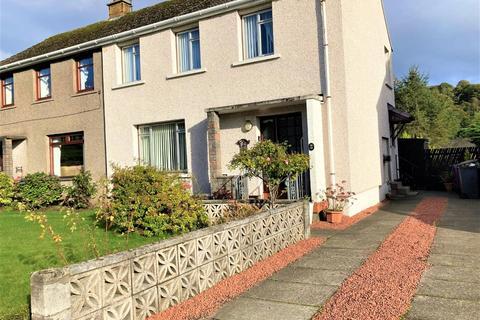 3 bedroom semi-detached house for sale - Cumbrae Drive, Millport, Isle Of Cumbrae