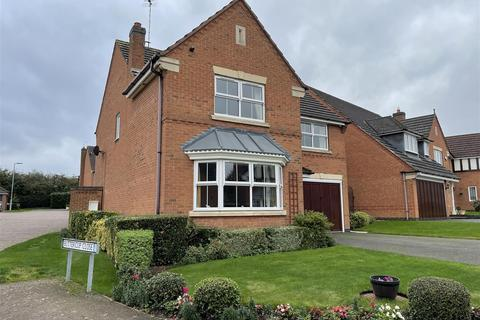 4 bedroom detached house for sale - Bluebell Drive, Groby, Leicester