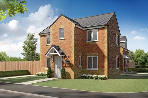 3 bedroom semi-detached house for sale - Plot 089, Wexford at College Gardens, Land at College Road, Middlesbrough TS3
