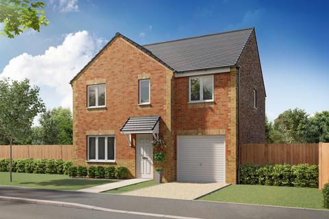 4 bedroom detached house for sale - Plot 035, Waterford at College Gardens, Land at College Road, Middlesbrough TS3