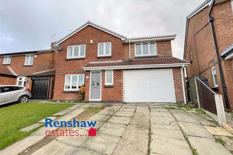 6 bedroom detached house for sale - Cheriton Drive, Shipley View, Derbyshire