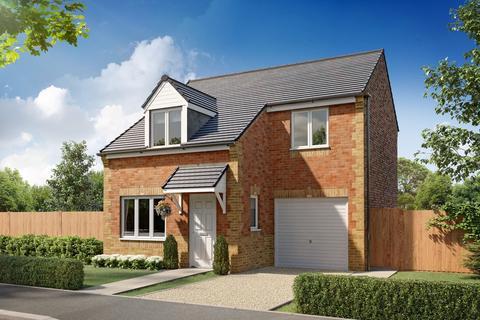 3 bedroom detached house for sale - Plot 025, Liffey at Greymoor Meadows, Greymoor Way, Carlisle CA3