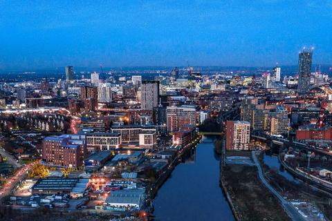 1 bedroom apartment for sale - at Merchant's Wharf, Ordsall Lane M5