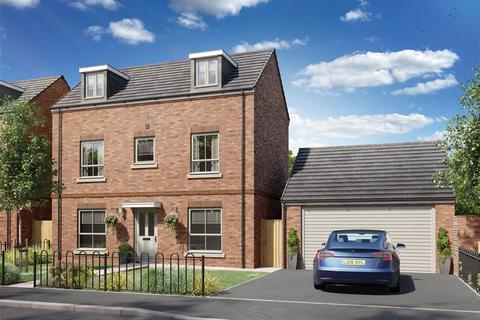 4 bedroom house for sale - Plot 018, The Stainton II at Castle Croft, Grassholme Way DL12