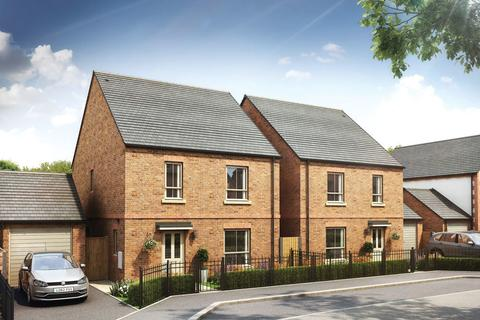 4 bedroom house for sale - Plot 016, The Middleton at Castle Croft, Grassholme Way DL12