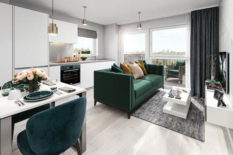 1 bedroom apartment for sale - Raine House at New Market Place Myrtle Road, East Ham E6
