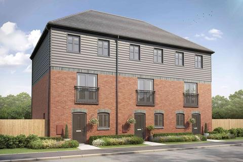 3 bedroom end of terrace house for sale - Cannington at The Moorings Crick Road, Hillmorton CV23