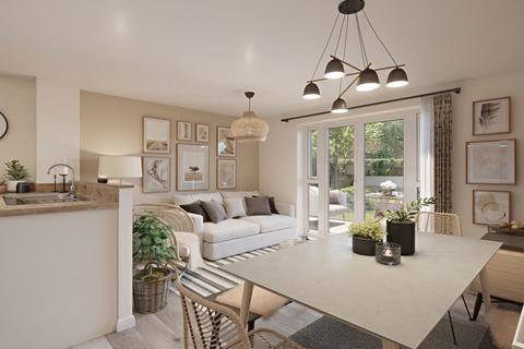 4 bedroom semi-detached house for sale - HAVERSHAM at Fernwood Village Dale Way, Fernwood, Newark NG24