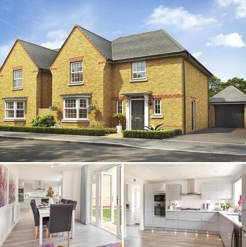 4 bedroom detached house for sale - SHENTON at DWH @ Parc Fferm Wen Celyn Close, St Athan CF62