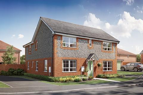 4 bedroom detached house for sale - Alnmouth at Ceres Rise Norwich Road, Swaffham NR37