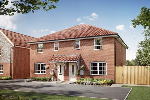 3 bedroom semi-detached house for sale - Matlock at Ceres Rise Norwich Road, Swaffham NR37