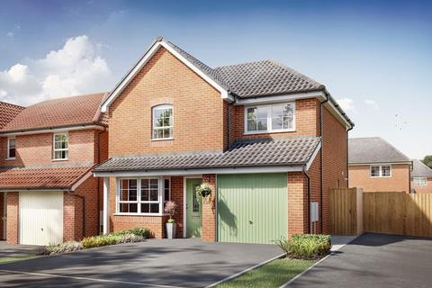 3 bedroom detached house for sale - Dawlish at Ceres Rise Norwich Road, Swaffham NR37