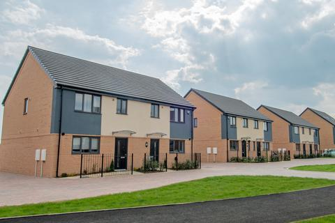 3 bedroom house for sale - Plot 357, The Cypress at Roman Fields, Peterborough, Manor Drive, Peterborough PE4