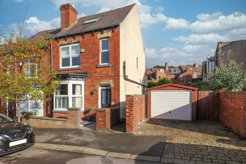 4 bedroom end of terrace house for sale - Blair Athol Road, Sheffield, S11
