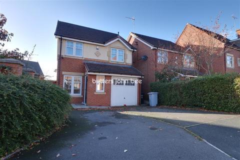 3 bedroom detached house to rent - Kidston Drive, Leighton