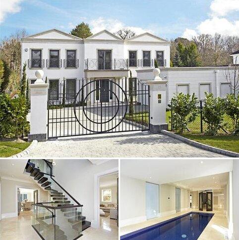 6 bedroom detached house for sale - Meadway, Esher, Surrey, KT10