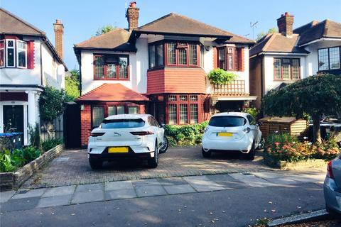 4 bedroom detached house for sale - Bramley Road, Oakwood, London, N14