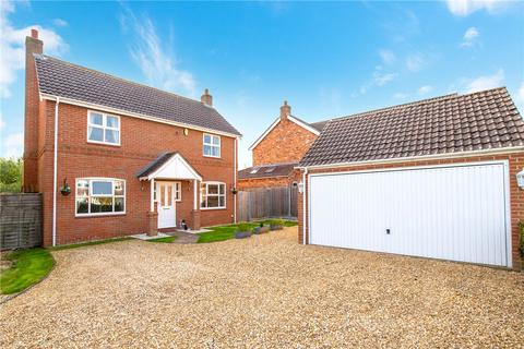 4 bedroom detached house for sale - Mayflower Drive, Heckington, Sleaford, Lincolnshire, NG34