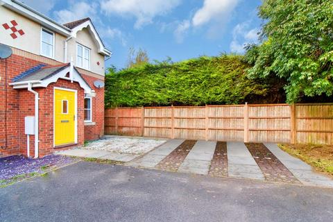 2 bedroom semi-detached house for sale - Tilbury Crescent Leicester, Leicester LE4 9HH