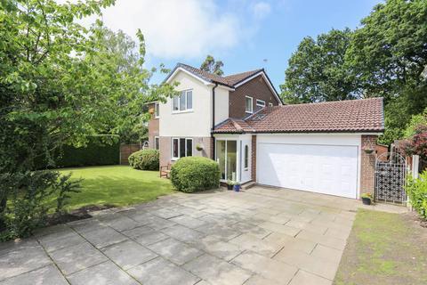 4 bedroom detached house for sale - Cotman Drive, Marple Bridge, Cheshire, SK6