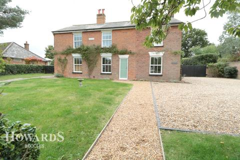 4 bedroom detached house for sale - Low Road, NORWICH