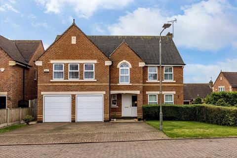 5 bedroom detached house for sale - Murdoch Close, Farnsfield