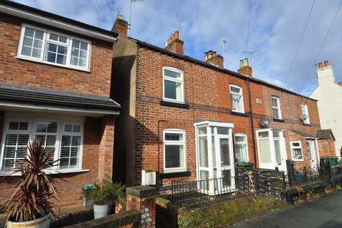 2 bedroom end of terrace house to rent - Stocks Lane, Boughton, Chester