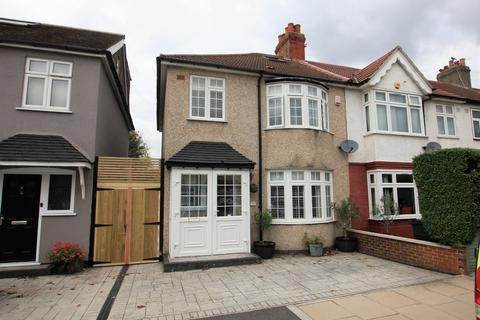 3 bedroom end of terrace house for sale - Caesars Walk, Mitcham