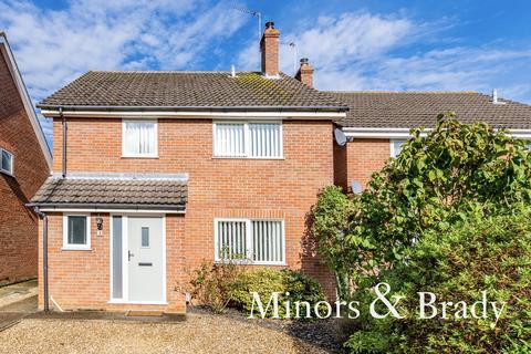4 bedroom detached house for sale - Edrich Close, Blofield