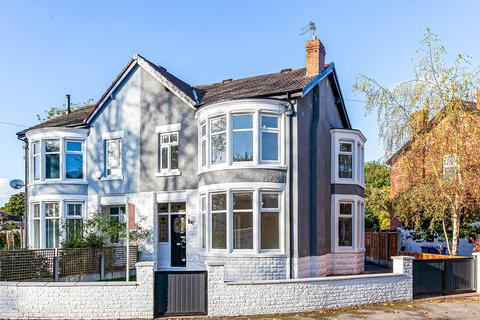 3 bedroom semi-detached house for sale - Plumbley Drive, Old Trafford, Manchester, M16
