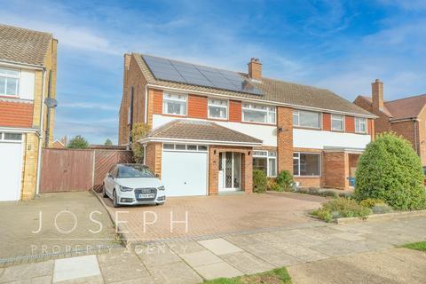 4 bedroom semi-detached house for sale - Wareham Avenue, Ipswich, IP3