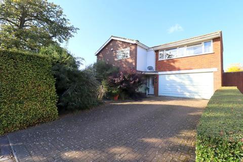 5 bedroom detached house for sale - Churchill Close, Streatley, Bedfordshire, LU3 3PJ