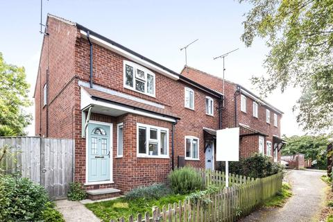 2 bedroom end of terrace house for sale - Jespers Hill, Faringdon, Oxfordshire, SN7