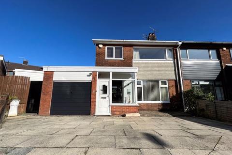 3 bedroom semi-detached house for sale - Linden Walk, Bradshaw, Bolton