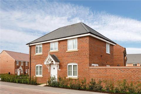 3 bedroom detached house for sale - Plot 38, Parkton at Dukes Field, Barns Way, Desford LE9