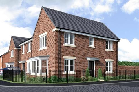 3 bedroom semi-detached house for sale - Plot 122, Kingston at Wilbury Park, Higher Road L26