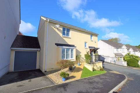 3 bedroom detached house for sale - Park Wood Rise, Lifton