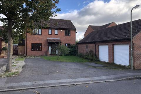 4 bedroom detached house for sale - Gardiner Close, Abingdon