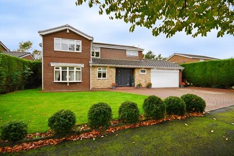 4 bedroom detached house for sale - Mandarin Close, Newcastle Upon Tyne