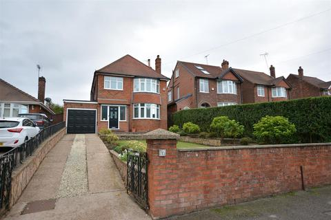 3 bedroom detached house for sale - King George V Avenue, Mansfield
