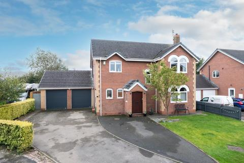 4 bedroom detached house for sale - The Chantry, Calveley