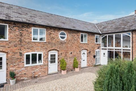 4 bedroom barn conversion for sale - Ridley Hill Farm, Wrexham Road, Ridley
