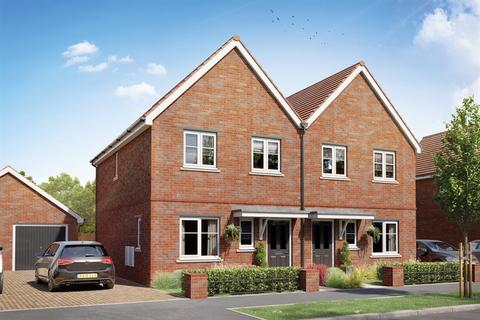3 bedroom house for sale - Plot 030, The Bembridge V1 at The Willows @ Landimore Park, Newport Pagnell Road NN4