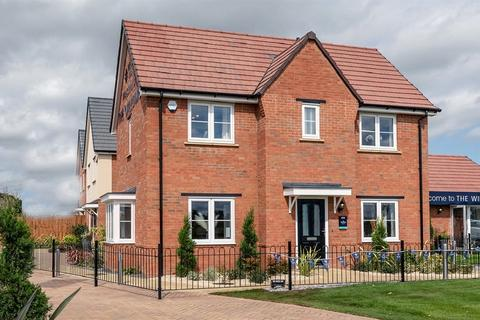 3 bedroom house for sale - Plot 028, The Derwent V1 at The Willows @ Landimore Park, Newport Pagnell Road NN4