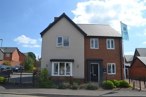 4 bedroom house for sale - Plot 046, The Oakford at Springfields, Station Road LE67