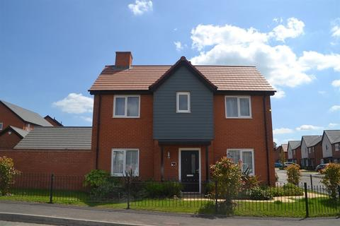 3 bedroom house for sale - Plot 137, The Lockwood at Springfields, Station Road LE67