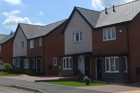 3 bedroom house for sale - Plot 135, The Holmewood at Springfields, Station Road LE67